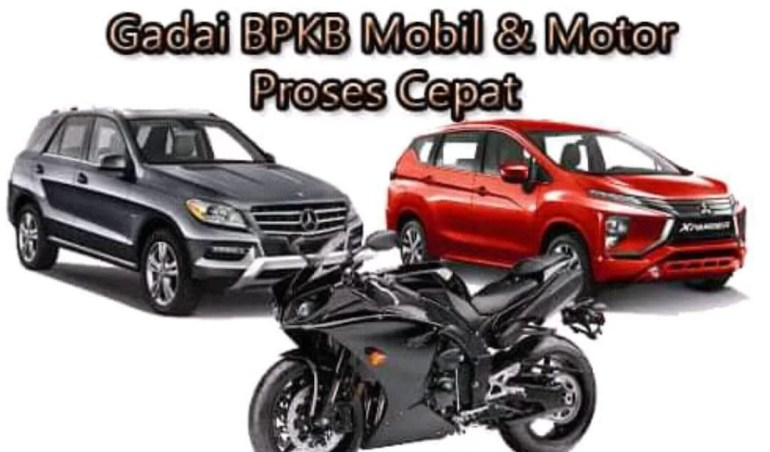 Gadai BPKB Motor, Gadai BPKB Mobil