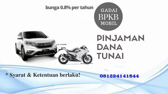 Dana Tunai Jakarta – Gadai BPKB Mobil dan Motor Cepat di Jakarta