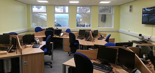 Healthcare Call Centre Gainsborough Hospital