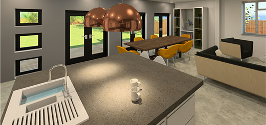 Extension to Property in Woodhall Spa – Proposal 3