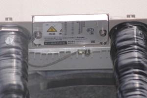 BS-3201形F 1.5G SRE銘板