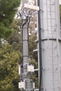 AC32CV長柄高山RK基地実験3.5GHz