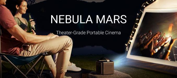 Nebula Mars Portable Cinema