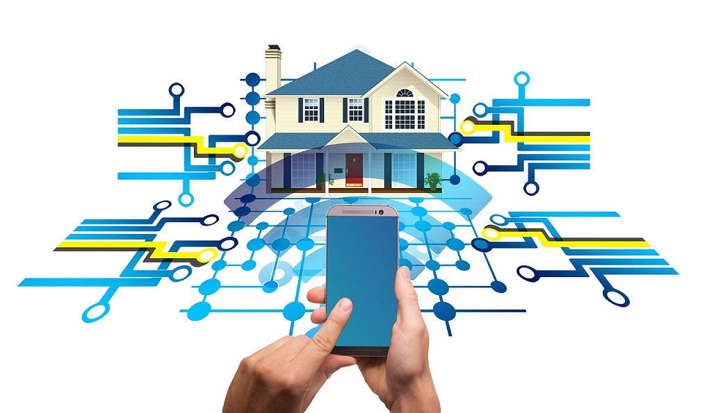 The smart home for the not so distant future