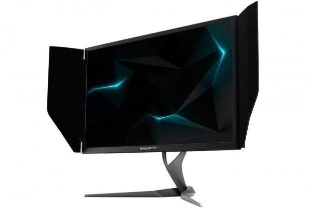 Computex 2018: Acer Predator X27 gaming monitor to sport both HDR and G-Sync technologies