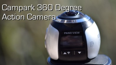 Campark 360 Action Cam