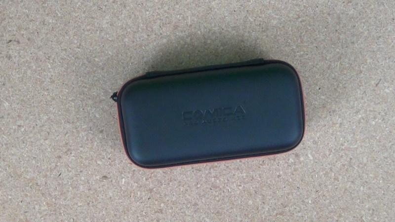 CVM VM10 mini shotgun mic protective case