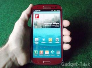 Samsung GALAXY S3 Rosu (31)