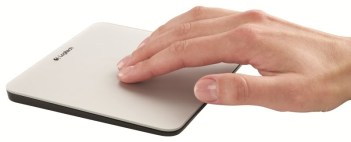 Rechargeable trackpad
