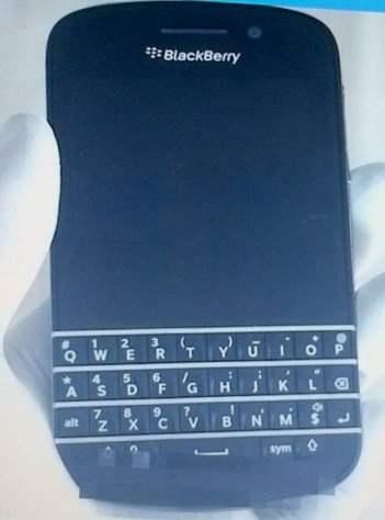 Telefon Blackberry 10 seria N full QWERTY