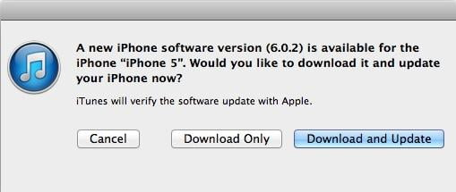 iphone 5 ios 6.0.2