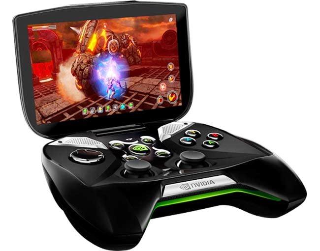 proiectul SHIELD consola portabila Nvidia Tegra 4