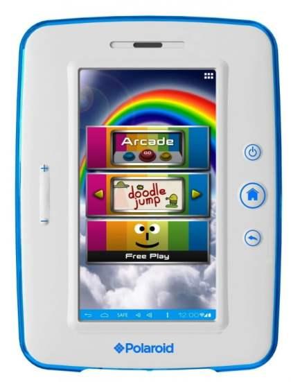 tableta polaroid cu android pentru copii