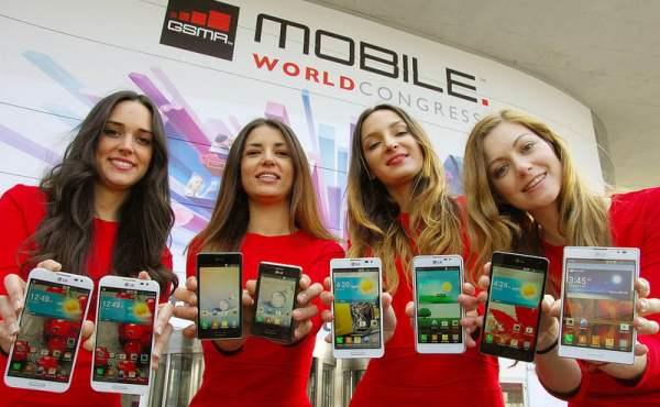 LG anunta seriile Optimus pentru 2013 la MWC
