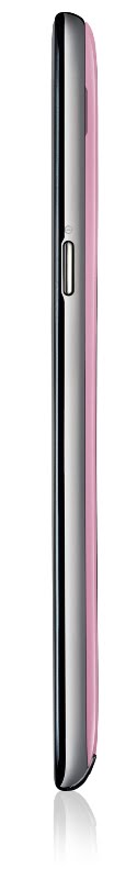 Pink GALAXY Note II GT-N7100 Side