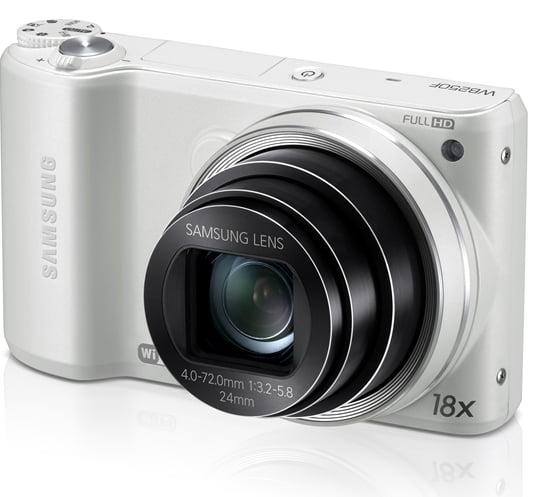 Samsung SMART CAMERA WB250F modelul alb (2)