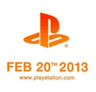 lansare sony playstation 4 eveniment 20 februarie
