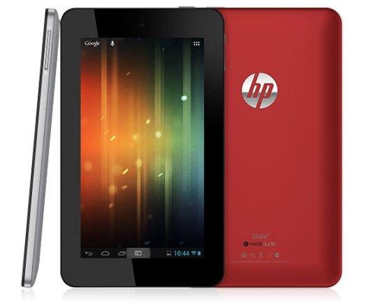tableta HP Slate 7 Rosie