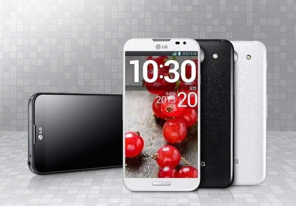 telefon LG Optimus G Pro 2013