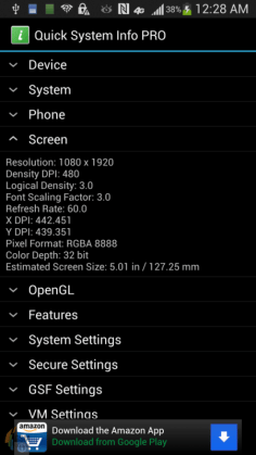 Samsung GALAXY S4 Screenshot (5)
