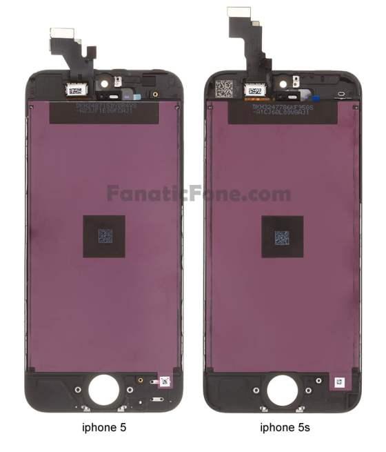Primele imagini autentice iPhone 5S