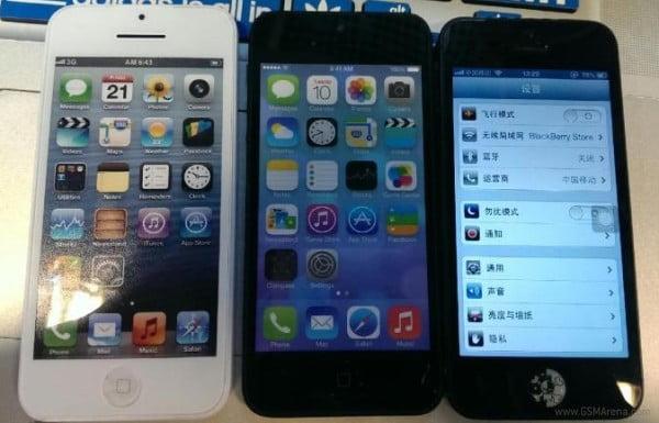 Noi fotografii cu iphone 5s si iphone 5c