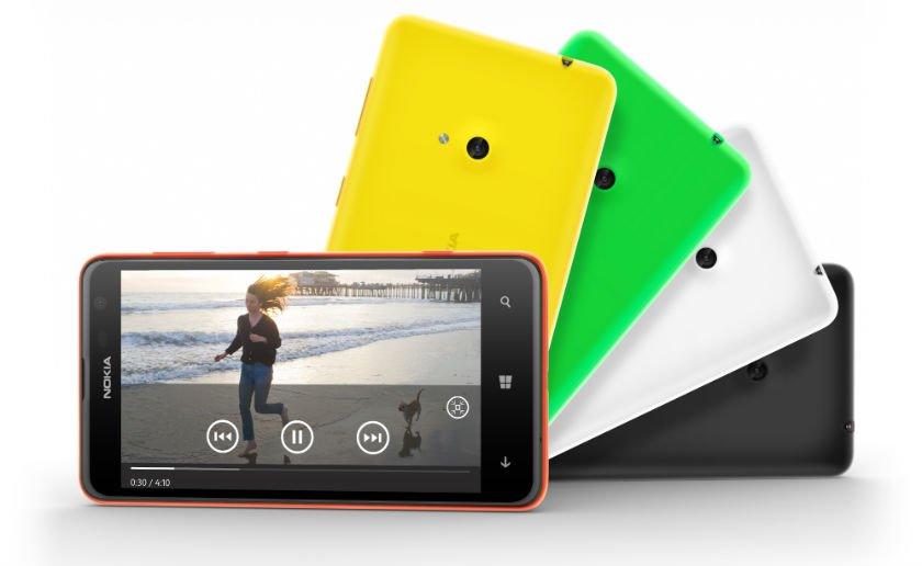 lumia 625 primeste actualizare lumia cyan