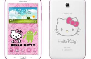 Galaxy Tab 3 Hello Kitty