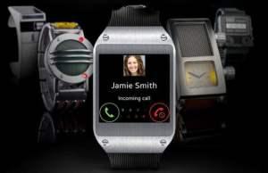 reclame Samsung Galaxy Gear