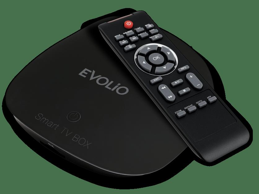 Evolio Smart TV Box