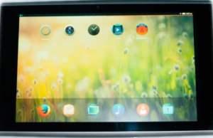 prima tableta Firefox OS