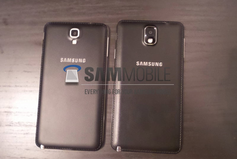 galaxy note 3 neo spate