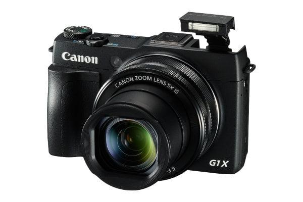 PowerShot G1 X Mark II