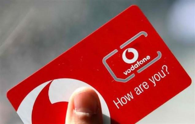 5GB net mobil bonus la cartela Vodafone