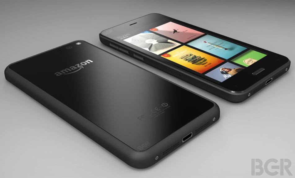 primul smartphone Amazon
