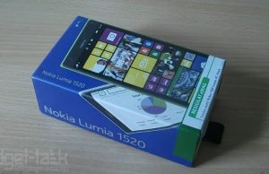 Despachetare Nokia Lumia 1520