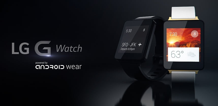 G Watch cu Android Wear