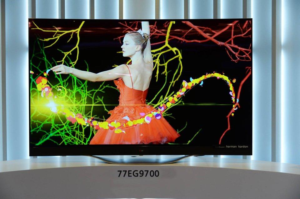 televizor OLED 4k