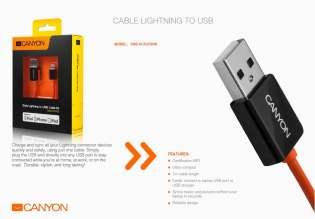 canyon accesorii de sarbatori cablu lightning 2