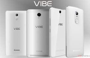 noua linie de telefoane Vibe
