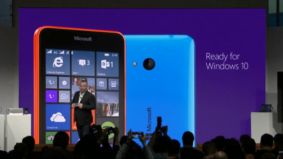 Reclamele Lumia 640 si Lumia 640 XL