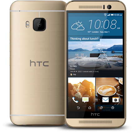 HTC lanseaza One M9