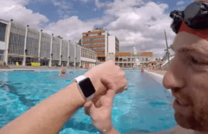 este apple watch impermeabil