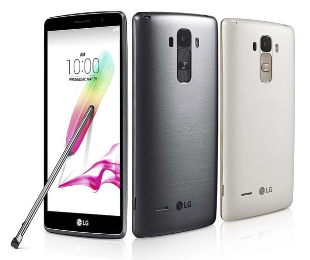 Presupusele specificatii LG G4 Note