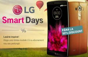 LG Smart Days