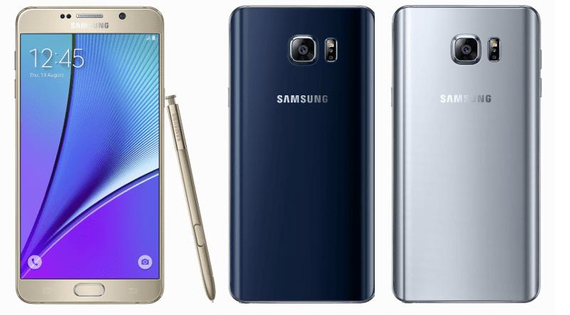 Poti cumpara Samsung Galaxy Note 5