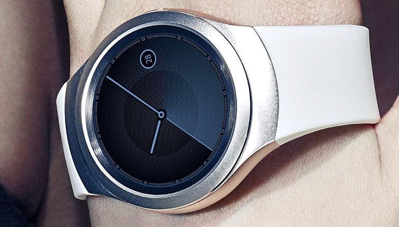 Samsung Gear S2 UI