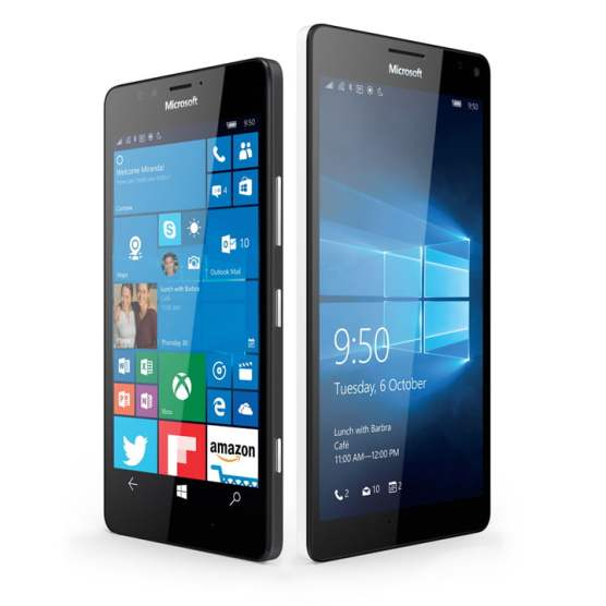 Lumia 950 si Lumia 950 XL