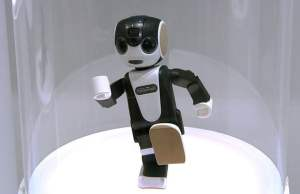 Sharp RoboHon, combinatia intre un mic robot si un telefon