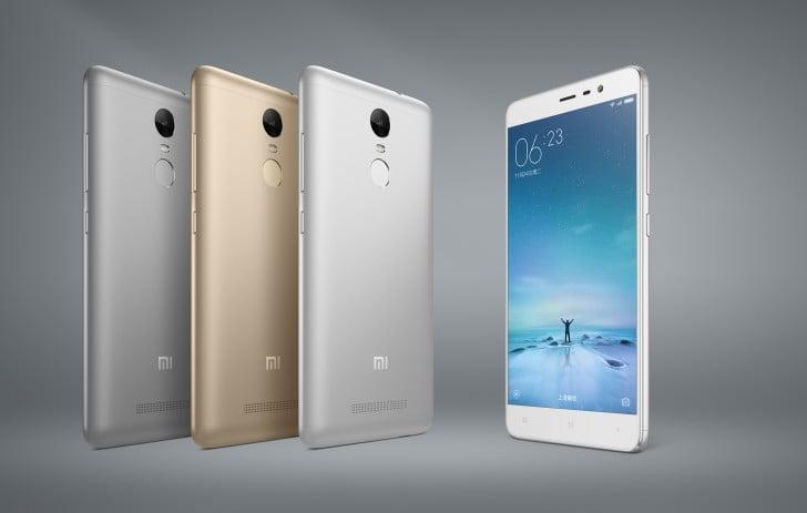 Xiaomi lanseaza Redmi Note 3